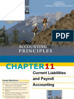Weygandt Accounting Principles 10e PowerPoint Ch11