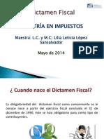 ObjetivosDictamen Fiscal
