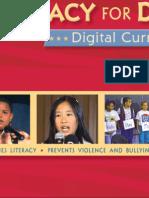 Literacy for Democracy Digital Curriculum Brochure