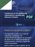 Modelos de Organización y Gestión AP
