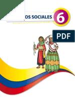 Estudios Sociales sexto año basico