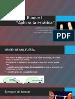 Bloque I Fisica (fuerza y vectores)