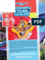WetnWild Sydney  Kids Birthday Parties Flyer  Booking Form.pdf