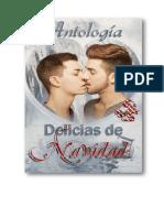 Tarta de Manzana y Canela - Antologia Delicias de Navidad