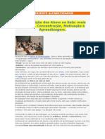 AMBIENTE ALFABETIZADOR - Estilos de Aprendizagem