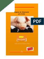 Manual de Alimentacion Pronaca