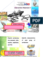 strategic intervention materials