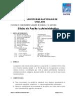 6. UDCH Auditoría Administrativa