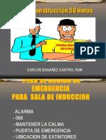 Osha 30 Horas Construccion Español