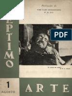 Revista de Cine Septimo Arte