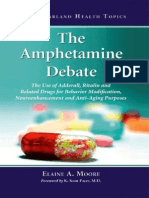 The Amphetamine Debate