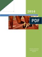 Diretrizes Do Treinamento Desportivo - 2014