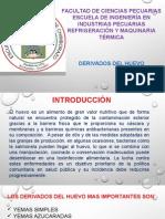 Expo Derivados Del Huevo