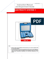 4866.10 - Electricity System 1