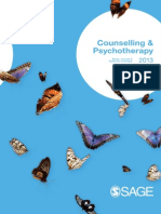 Counselling and Psychoterapy