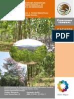 INIFAP. Monografias de Especies Forestales en Clima Tropical de Mich.