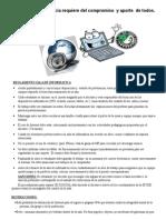 Reglamento Sala de Sistema IETISD