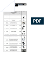 Sillas Catalogo de Servicios