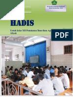 Buku Siswa Hadis Kelas XII