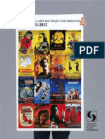 Carteles de Los Largometrajes de Colombia