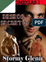 Stormy Glenn- Serie Tri Omegas -1. Deseos Secretos