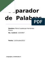 AnalizadorLexico2