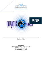 ---coyote radio business plan--- copy