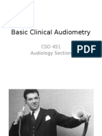 1_2014 Basic Clinical Audiometry