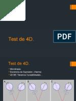 test 4 dioptrias