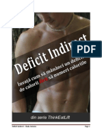 Deficit Indirect