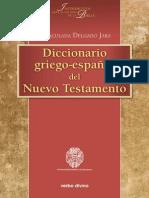 Diccionario Griego Espaol Del Nuevo Testamento