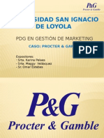 Marketing Procter&Gamble