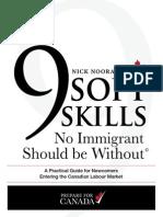 9 Soft Skills to Prepare for Canada Jobs Market