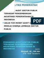 Akuntabilitas Pemerintah Daerah II-ASP