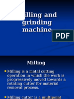 Milling machine.ppt