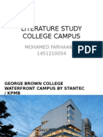 GEORGE BROWN COLLEGE WATERFRONT CAMPUS BY STANTEC / KPMB