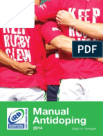 IRB Anti Doping Handbook 2014 PT