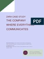 ZARA Where Everything Communicates-libre