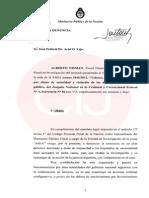Denuncia Nisman (indexada - permite buscar texto)
