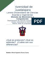 Protocolo y estandar
