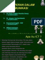 ICT dalam komuikasi