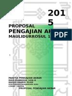 Proposal Pengajian Akbar