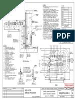 SEQ Sewerage Pumping Station Drawings 1300 Series