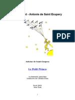 Antonie de Saint Exupery - Micul Print