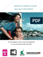 Sexual Exploitation of Children in Brazil