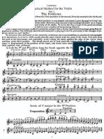 Metodi - Violino - Laoureux - Metodo Pratico Per Violino - Libro II