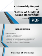 Grand Bank Limited