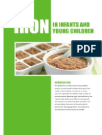 Iron in Infants and Young Children