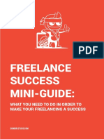 Freelance checklist mini guide