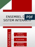 ENSEMBEL MIKRO KANONIK